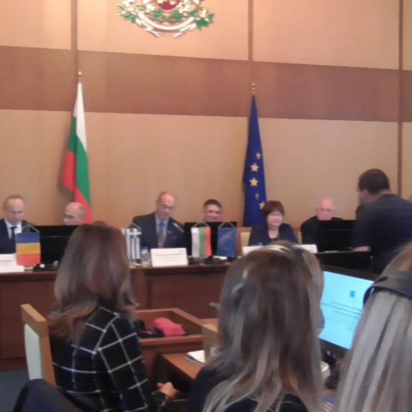 Exchange of good practicies - Opening ceremony